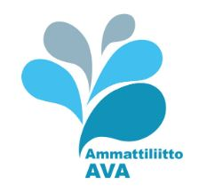 Ammattiliitto AVA logo